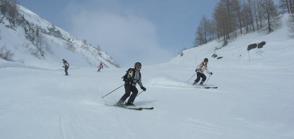 Ski Safari Dolomites: Canadians clients