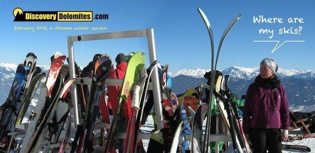 Ski Safari Dolomites: my ski