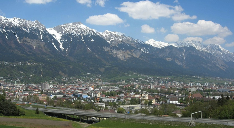 Ski Safari holiday Austria Tyrol