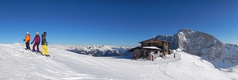Ski Safari Dolomites: Colere ski area