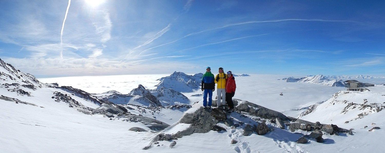 monterosa freeride ski