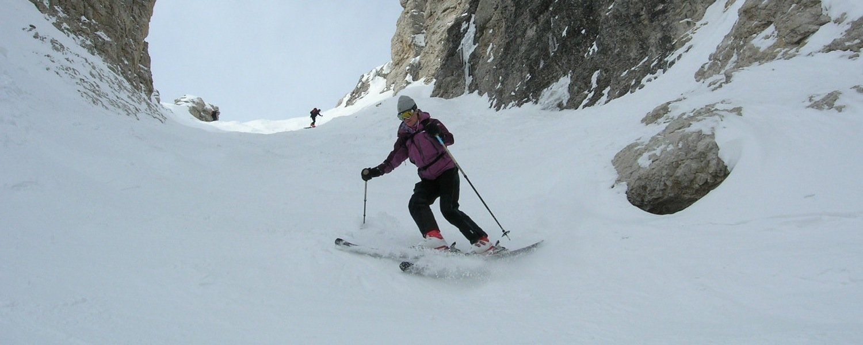 Freeride Dolomites