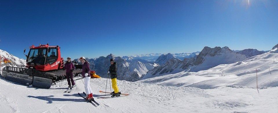 ski austria, ski map nordkette innsbruck