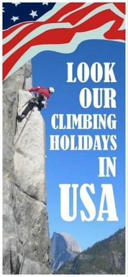 Ski Safari Dolomites: USA climbing holidays